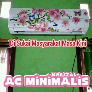 Ac Minimalis 1 pk Remot