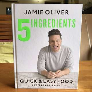 Jamie Oliver 5 Ingredients Quick & Easy Food