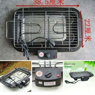 Electric barbeque grill(lo)