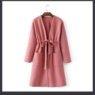 粉紅色褸 (XL)