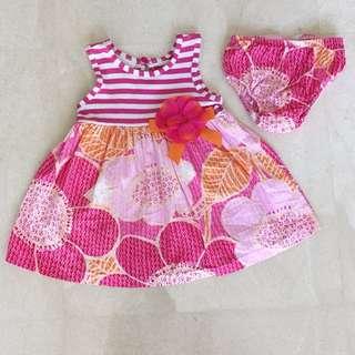 Bonnie baby 12mos baby girl dress