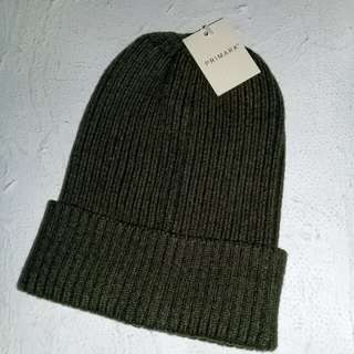 Military green bonnet imported