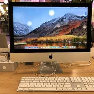 """iMac 21.5"""" SSD Late 2012"""