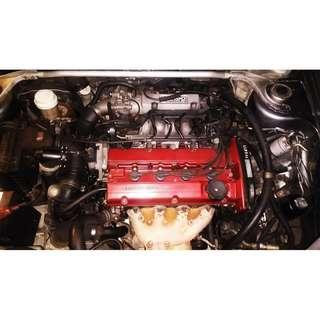 Wira GSR Turbo