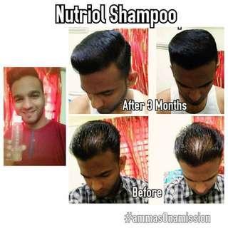 Voluminous Hair set - Shampoo + Mask