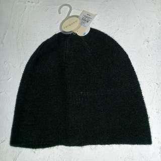 Super soft black bonnet imported