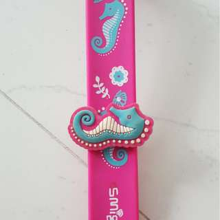 Smiggle Sea horse Design Hand Strap