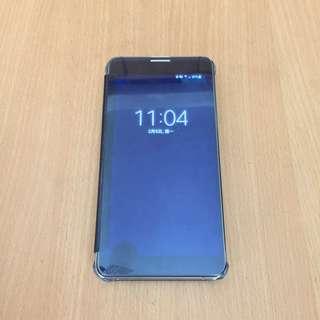 [原裝] Samsung Galaxy Note 5 Clear View Cover 鏡面智能保護套/手機殼