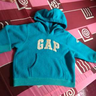 Gap Jacket w)Hoodie