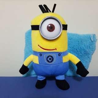 Minion Plush Toy #huat50sale