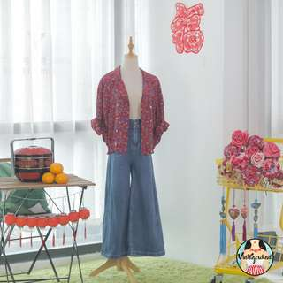 🍿 Vintage Blouse VB1400