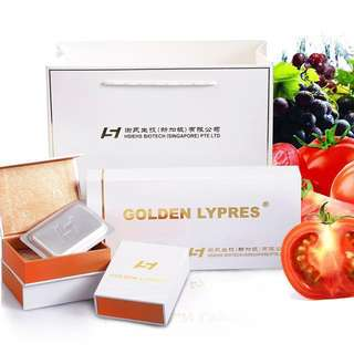 Golden Lypres(红白金丹)Health Supplement(膳食补充剂)