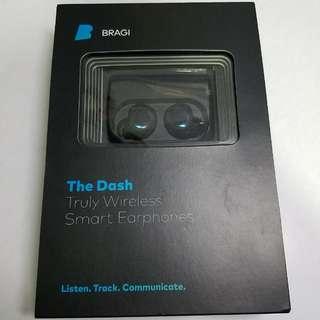 Bragi The Dash Truly Wireless Smart Earphone