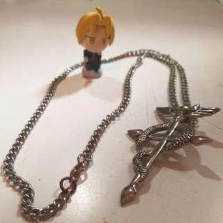 鋼之鍊金術師項鍊