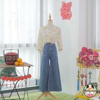 🍿 Vintage Blouse VB1403