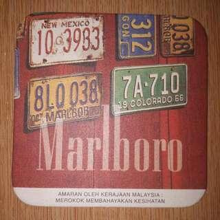 Marlboro Coaster