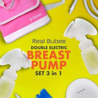 Breast pump combo 3in1