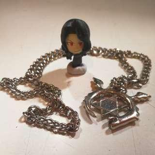 鋼之鍊金術師項鍊 人造人 Fullmetal Alchemist Necklace
