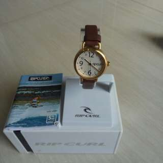 Jam tangan Rip Curl Ashbury Gold