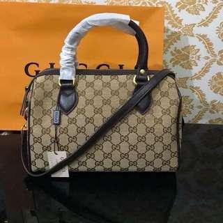 Authentic Gucci Docs bag (Restock)