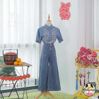 🍿 Vintage Blouse VB1410