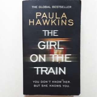 PAULA HAWKINS THE GIRL ON THE TRAIN (ENGLISH)