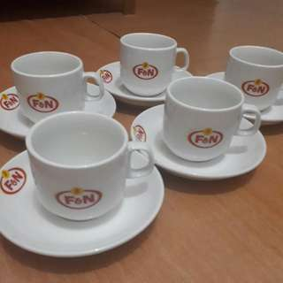 F&N Cup & Saucer