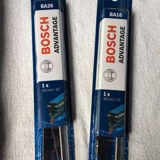 Bosch Wiper-Advantage