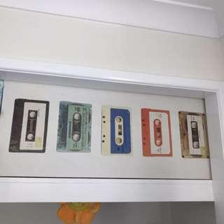 Cassette canvas