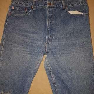 Levis Jean Shorts (unisex)