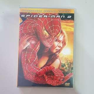 DVD ~ Spider-Man 2