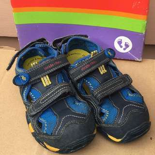 Stride Rite Navy Blue Made2Play Sandals