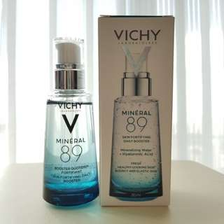Vichy Laboratoires Mineral 89 Skin Fortifying Daily Booster