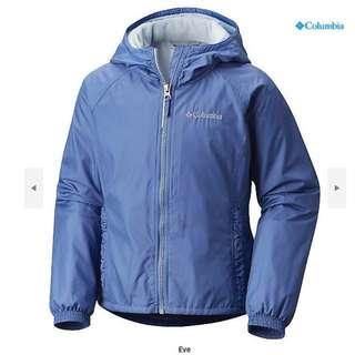 (截單)COLUMBIA女童裝絨毛防風跣水外套(都適合女仕)