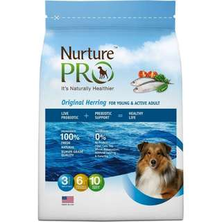 Nurture Pro 11-12kg Food Pack