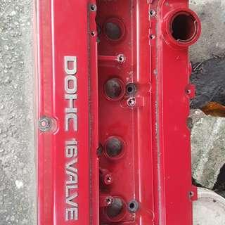 Evo 6 valve cover