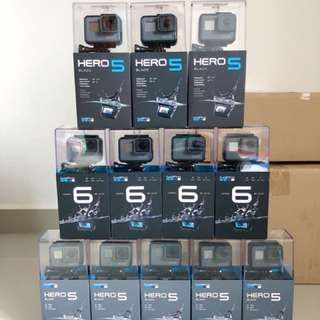 GoPro HERO 5 / HERO 6 Black Original