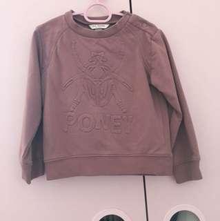 Poney kids Sweater