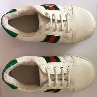 Gucci Bee shoes 12-18 months