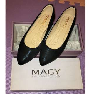 MAGY全新淑女鞋(短根)