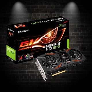 6 GPU Mining Rig (1070)