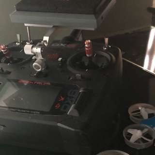 Price downAlmost New DX6 with blade inductrix