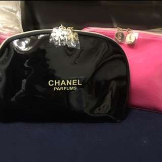 Clearance: Chanel large pouch