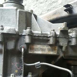 Bmw x5 4.4 gear box