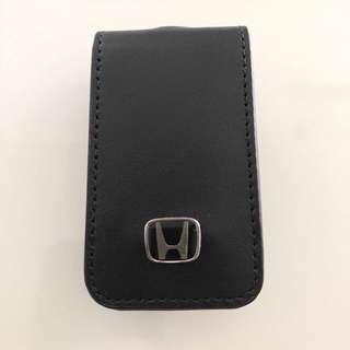 Honda Leather Car Key Pouch