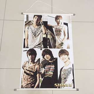 SHINEE Poster/ Banner