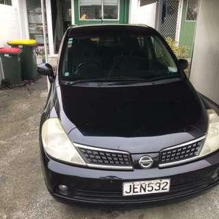 Nissan 2006 tiida
