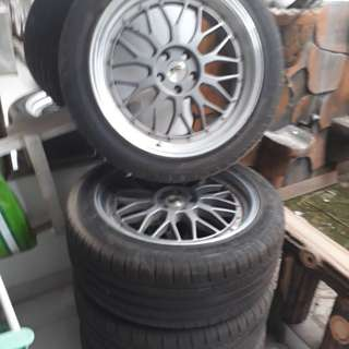 Velg rep. BBS LM ring 20