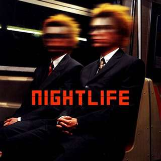 Sealed - Pet Shop Boys Nightlife (2017 Remastered Version) [VINYL]