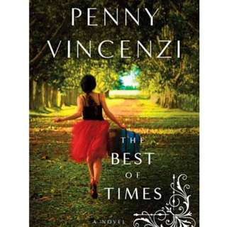 The Best of Times by Penny Vincenzi (HARDBOUND)
